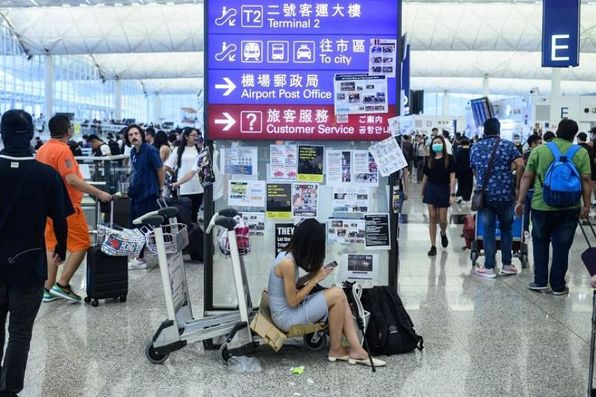 The Ministry of Foreign Affairs has advised Singaporeans to defer travelling to Hong Kong for now, if it is not required.