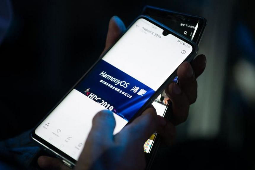 Huawei's head of consumer business Richard Yu said HarmonyOS is ready for smartphones, but the company has not used the system because it is waiting for the US government to reverse its ban on Huawei.
