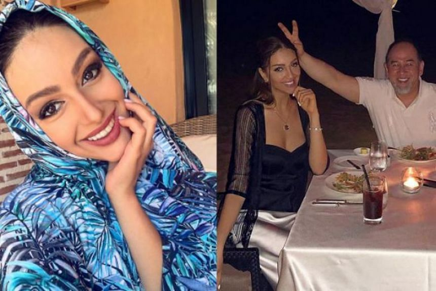 Russian beauty queen Oksana Voevodina shared details about her first meeting with Sultan Muhammad V of Kelantan in an Instagram post on Sept 4, 2019.