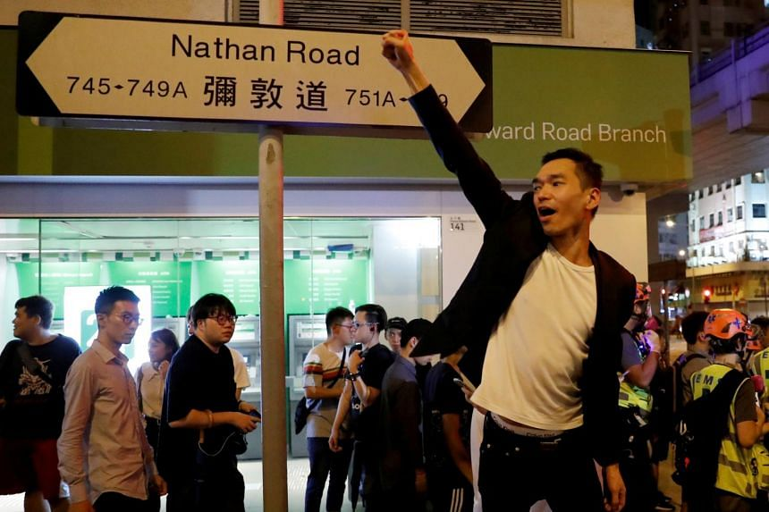 Increasingly violent protests have roiled Hong Kong as thousands chafe at a perceived erosion of freedoms and autonomy under Chinese rule.