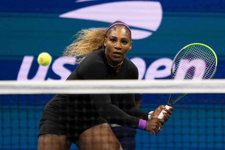 Serena Williams beats Wang Qiang to win 100th US Open match