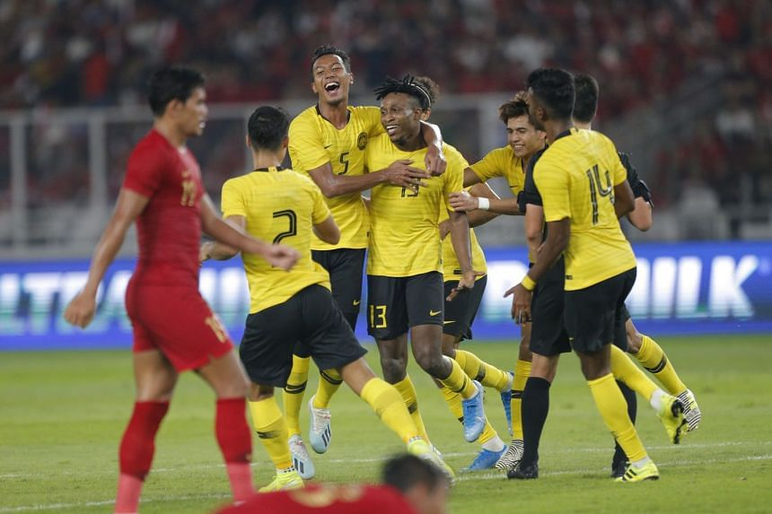 Football: Maiden win for Mongolia as Malaysia fight back to