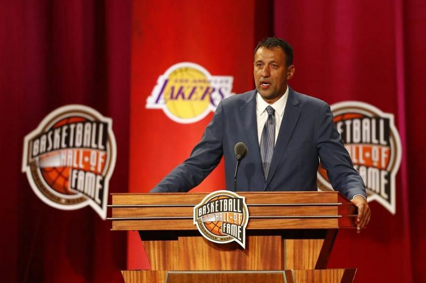 Drafted into the NBA in 1989 by the Los Angeles Lakers, Vlade Divac became one of the first European players to have an impact in the league.