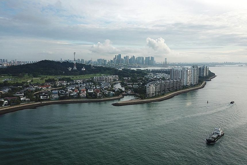 """Real estate investment trusts are the """"star performers"""" this year, far surpassing the performance of the benchmark Straits Times Index, says Ms Carmen Lee, head of investment research at OCBC Bank. Based on the FTSE ST Reit Index, the year-to-date ga"""