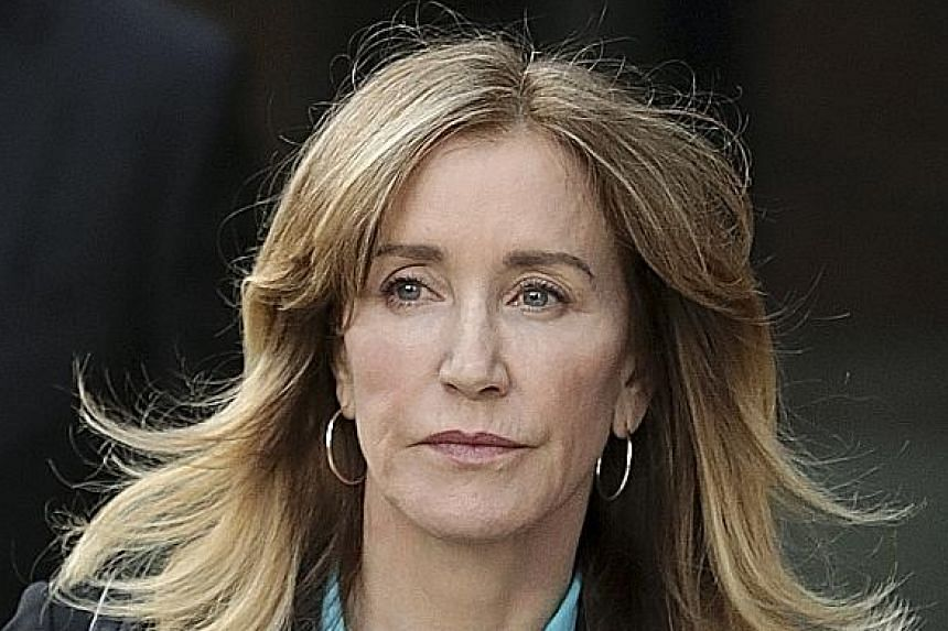Felicity Huffman, William H. Macy Tell Their Side of College Admissions Scandal