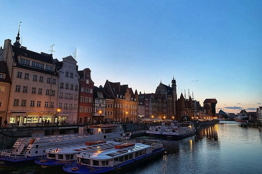 The port city of Gdansk has seen great urban renewal over the past five years along its waterfront. At the salt mines of Wieliczka, visitors can see where workers toiled underground to unearth the mineral and carved statues and made chandeliers in th