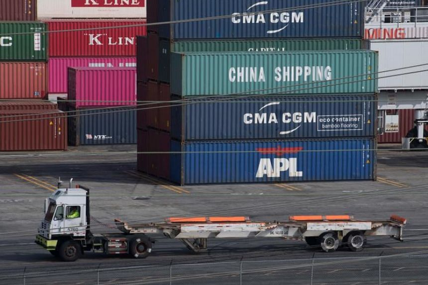 China exports unexpectedly shrink in August as US shipments