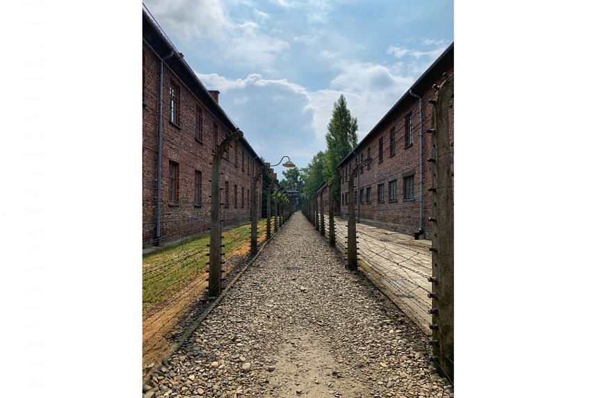 Near Krakow, a sobering, but important and necessary, stop is the Auschwitz concentration camp (above), where 1.1 million people died in World War II.