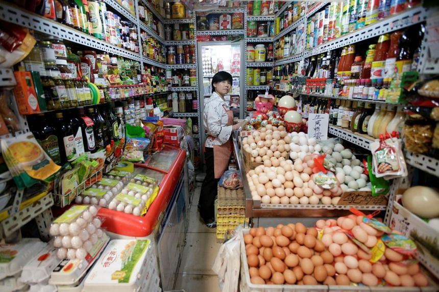 A gauge of 49 Chinese food and beverage stocks has surged 68 per cent this year, hitting a record high last week.