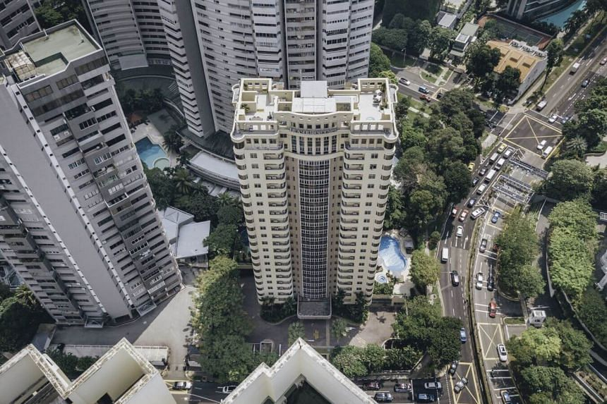 The 22-storey tower block comprising 72 apartments is currently leased and operating as Fraser Residence Singapore.