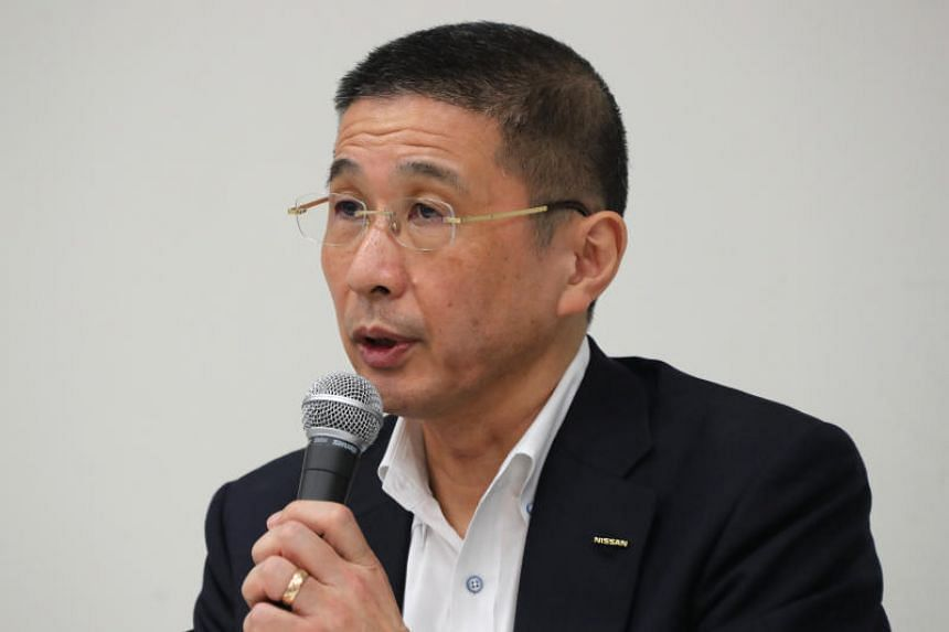 Nissan Motor Co CEO Hiroto Saikawa's brief tenure has been characterised by strains with top shareholder Renault and tumbling profits.