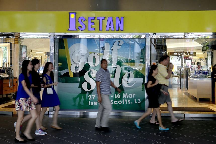As it stands, SGReit owns about 74 per cent of the Wisma Atria property's total share value of strata lots, with the remaining owned by Isetan Singapore.