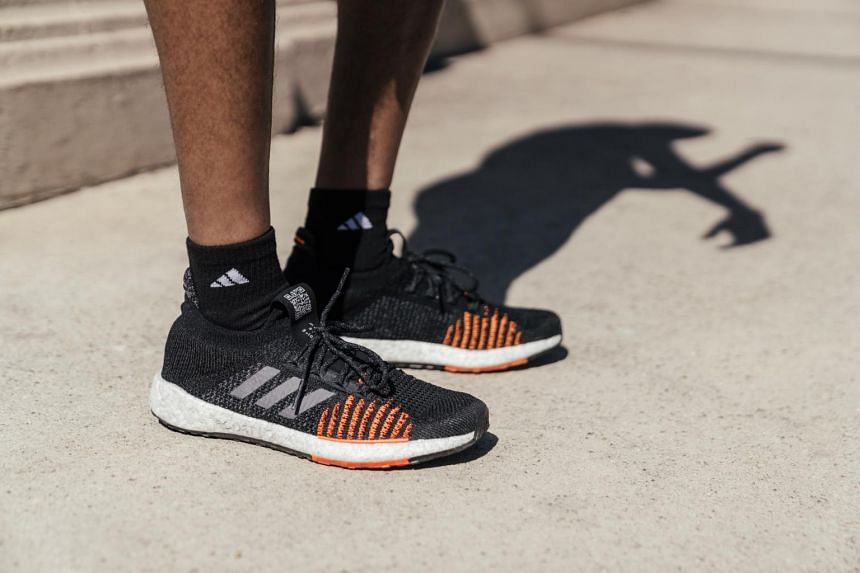 The Pulseboost HD is the first pair of Adidas running shoes to feature the German sport giant's new Boost HD midsole technology.