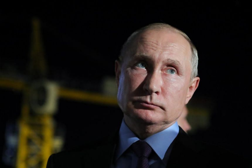 The source reportedly had access to Russian President Vladimir Putin and had sent pictures of high-level documents on the Russian leader's desk.
