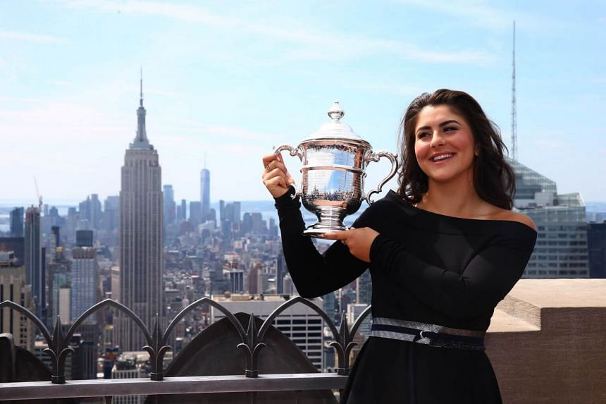 With the US Open win, Canadian teenager Bianca Andreescu has jumped to a career-high fifth in the world rankings a year after sitting outside the top 200 when she was an unknown quantity to most in her home country.