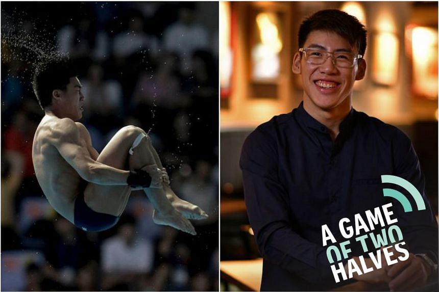 This sports podcast discusses Singapore diver Jonathan Chan, who earned a ticket to next year's Olympics in Tokyo - a first for the Republic - after winning gold at the Asian Diving Cup in Kuala Lumpur.