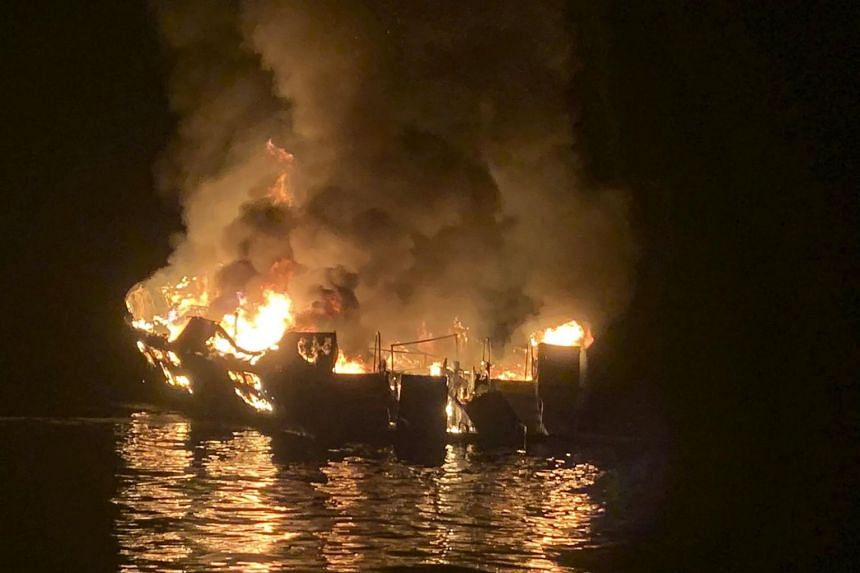 The lawsuit might allow Truth Aquatics to avoid having to pay damages to the families of 34 victims who died in a horrific boat fire off Southern California, by limiting their liabilities to the value of the boat's remains, which is zero.