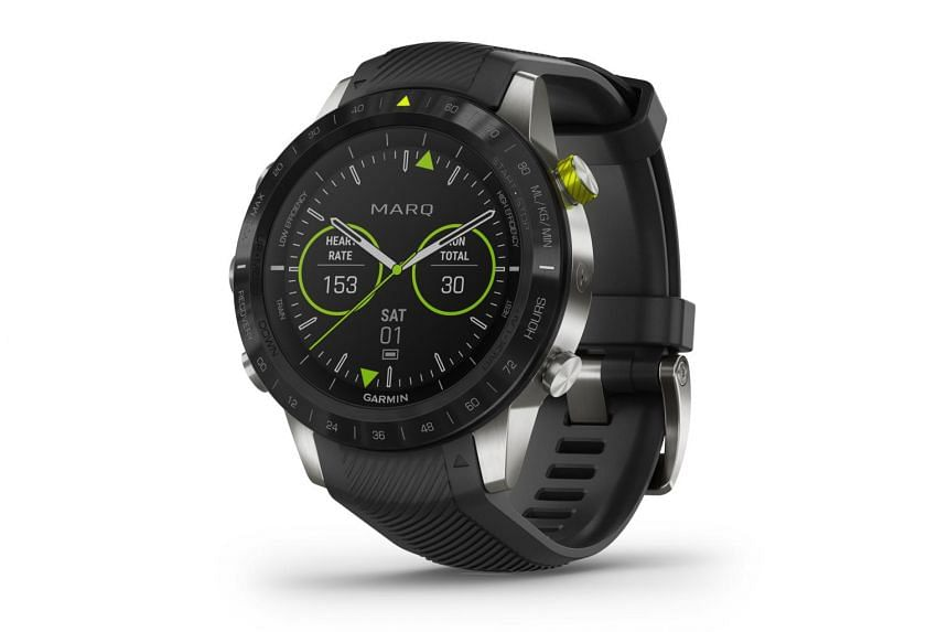 Tech review: Garmin Marq Athlete a sporty handsome