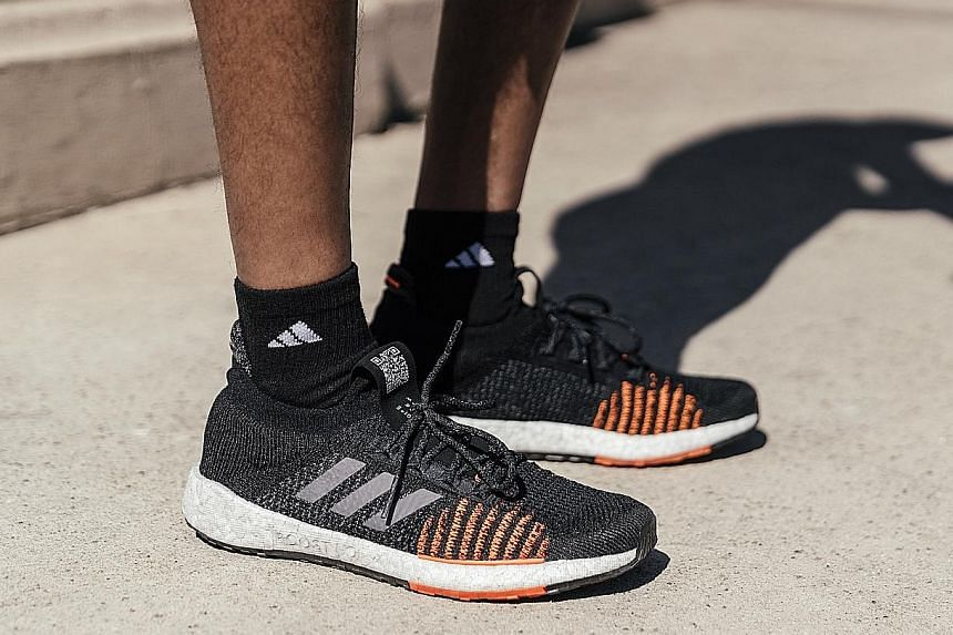 en soldes 4f6a0 35688 Adidas Pulseboost HD provides good boost for running ...