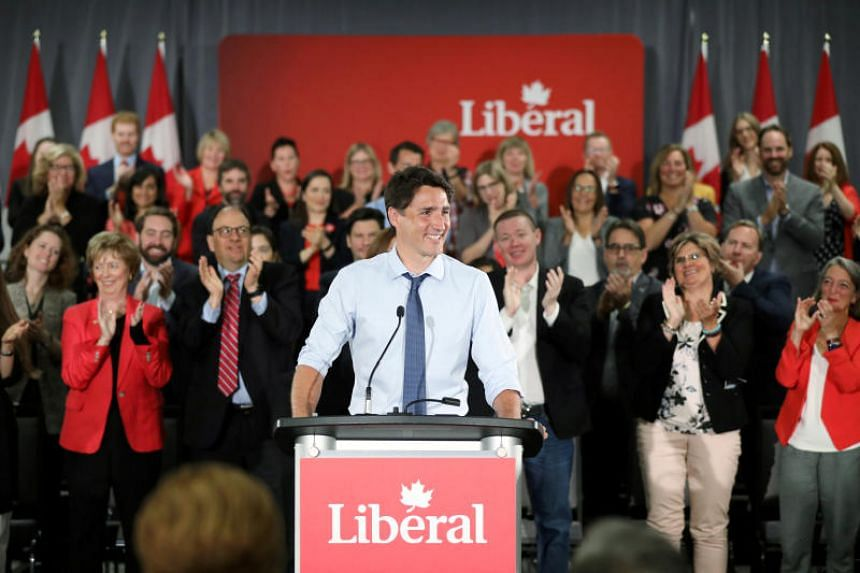Justin Trudeau fires starting gun for Canada's general election
