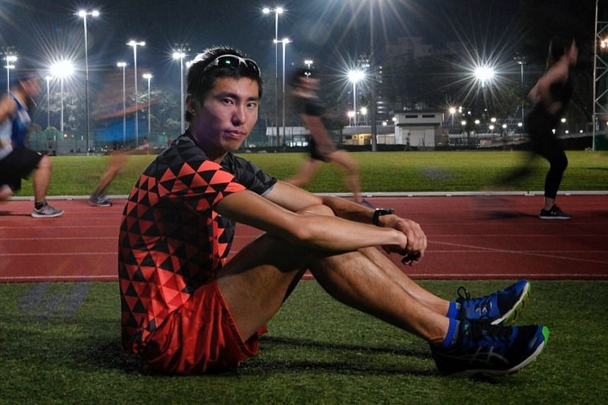 National marathoner Soh Rui Yong had a three-hour meeting with officials from the Singapore Athletics last Friday (Sept 6).