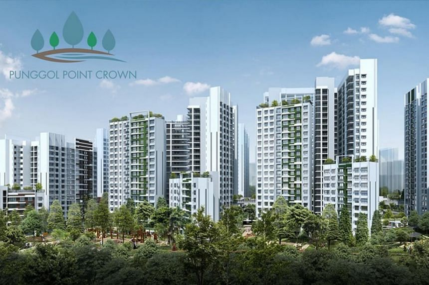 A total of 3,373 Build-To-Order (BTO) flats in Punggol and Tampines are up for sale, and include flats ranging from two-room flexi to five-room flats.