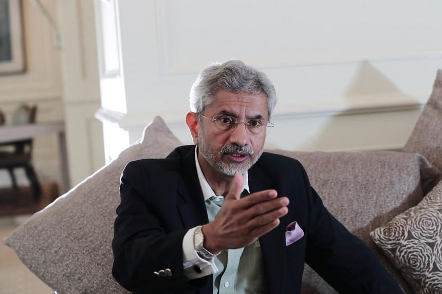 """On Monday, Indian External Affairs Minister Subrahmanyam Jaishankar openly blamed China for what he described as """"unfair"""" trade policies that created """"an enormous trade deficit."""""""