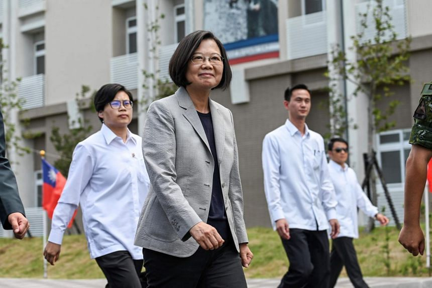 Taiwan president Tsai Ing-wen has been vocal on the turmoil in Hong Kong, speaking at least once a week via Facebook and Twitter in support of the demonstrators.