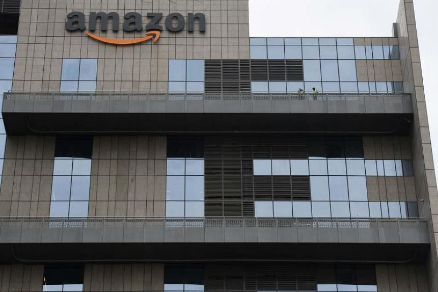 Amazon's newly inaugurated largest campus building in Hyderabad, which has 49 elevators moving a floor per second and zumba classes for its more than 15,000 employees.
