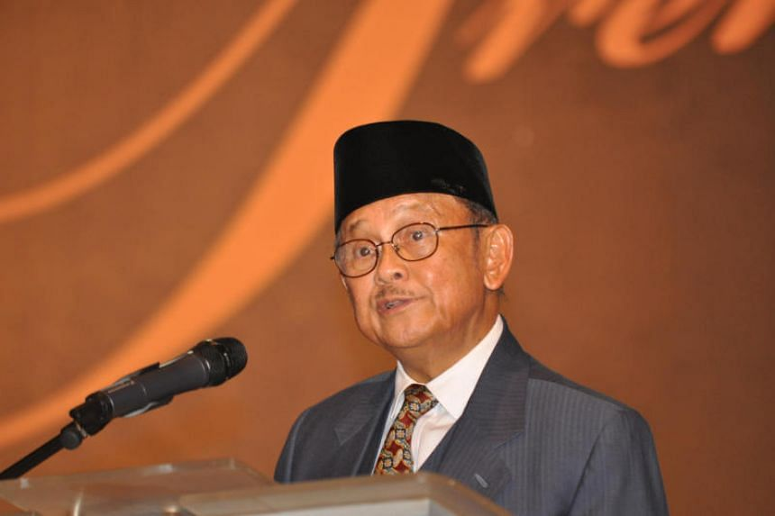 Indonesia's third president B. J. Habibie died at an army hospital in Jakarta on Sept 11, 2019.