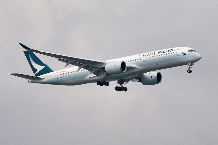 Cathay Pacific has said it will cut capacity for the upcoming winter season after reporting an 11.3 per cent fall in passenger numbers for August.