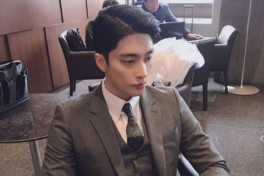 South Korean actor Sung Hoon will interact with fans at a meet-and-greet session when he is in town on Sept 27, 2019.