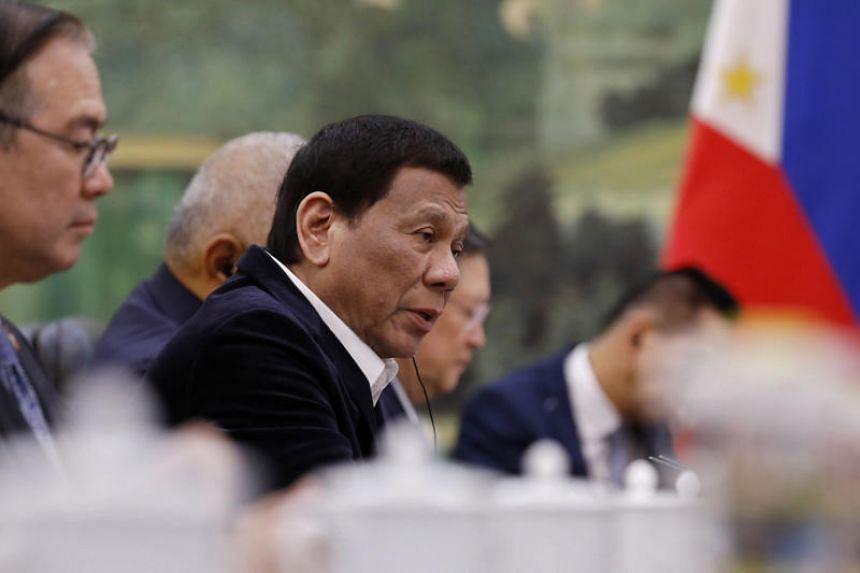 Since taking office in 2016, Philippine President Rodrigo Duterte has pursued warmer ties with China.