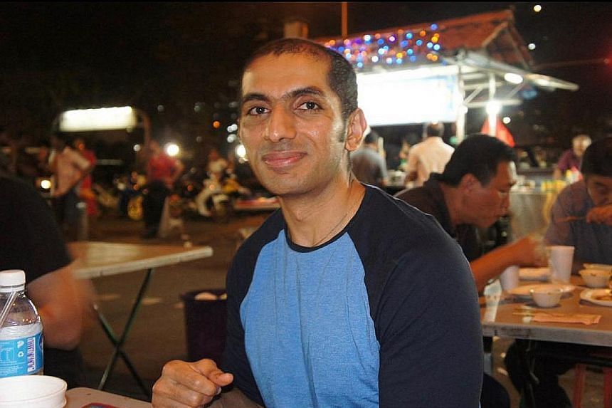 Dr Sunil Singh Sandhu was among 34 people who died when a fire broke out on the diving boat on Sept 2.
