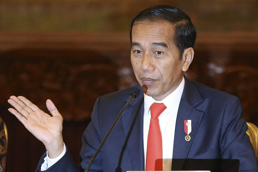 The amendment to the 17-year old law, under which the Corruption Eradication Commission was established, will make efforts to eliminate corruption more effective, Mr Joko Widodo said in a televised address on Sept 13, 2019.