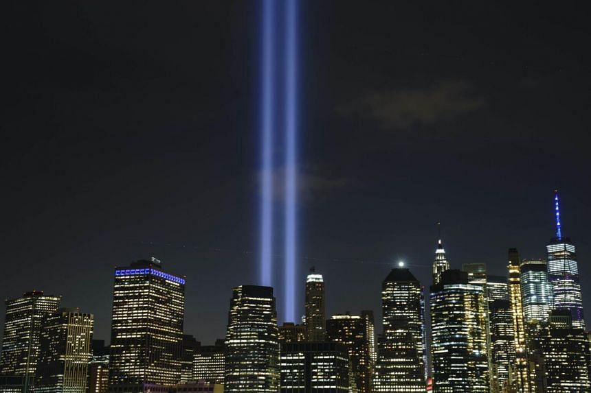 Nearly 3,000 people were killed in New York, Washington and Pennsylvania, and families have sued seeking damages from the Saudi government for the 9/11 attacks.