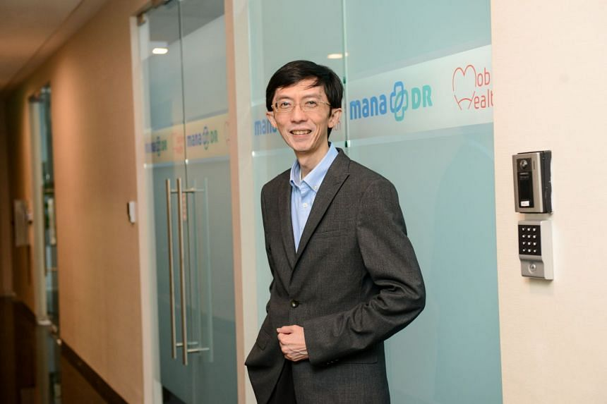 Dr Siaw Tung Yeng, chief executive officer of MaNaDr says Data Protection Trustmark (DPTM) has become a selling point for the company and gives the company a distinct edge in the market. PHOTO: MANADR