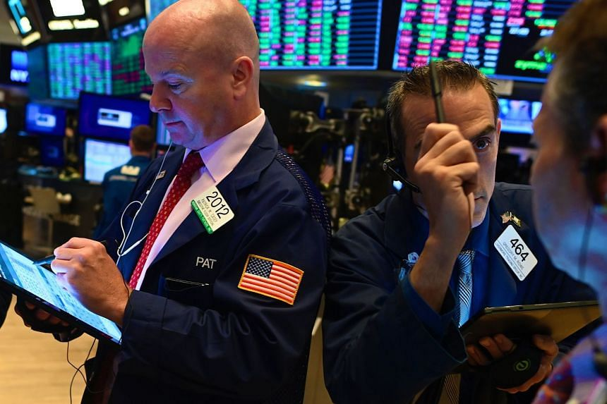 Dow gains on talk of trade easing
