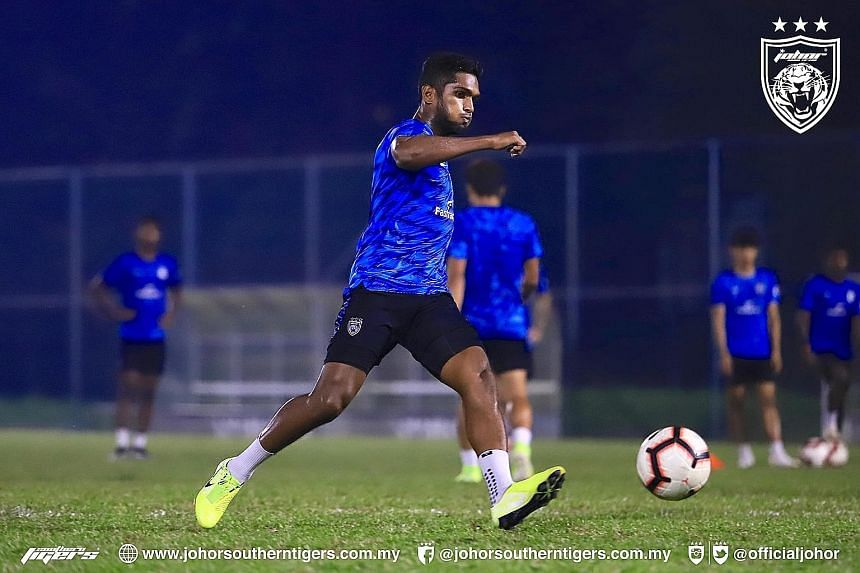 Hariss Harun has built a reputation as a solid, unflashy footballer who is willing to make sacrifices to progress.