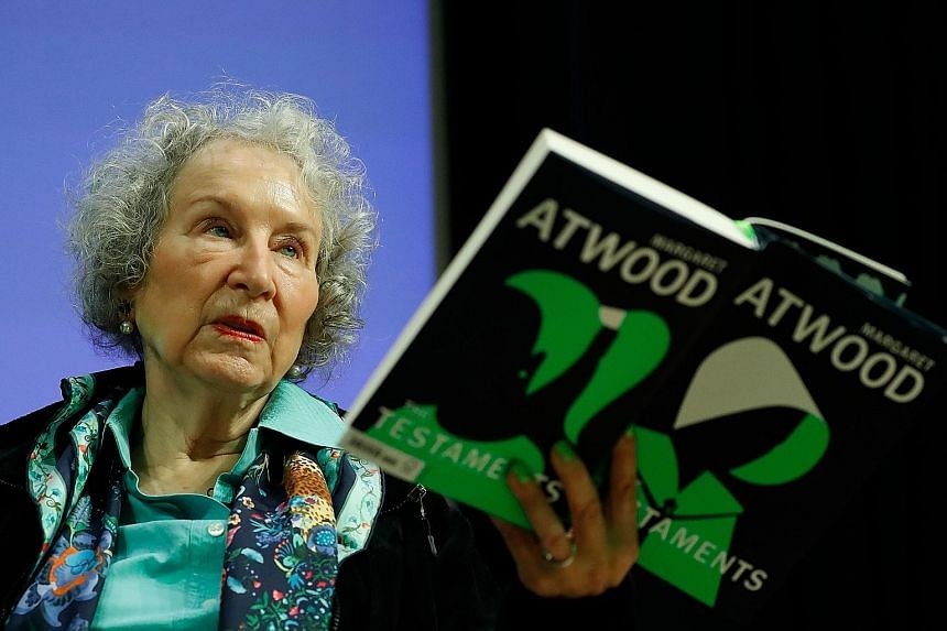 Canadian author Margaret Atwood wrote The Testaments in response to readers' curiosity and concerns about the rise of American President Donald Trump.