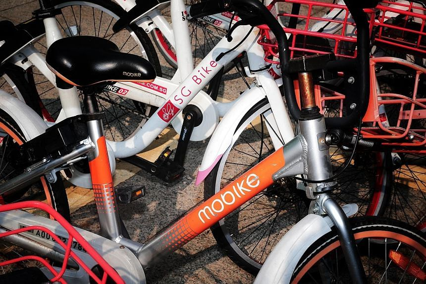 SG Bike and Mobike are working out the operational details of the licence transfer, according to the Land Transport Authority. SG Bike said Mobike users can still use Mobike's app to unlock bikes from the Chinese firm in the meantime.
