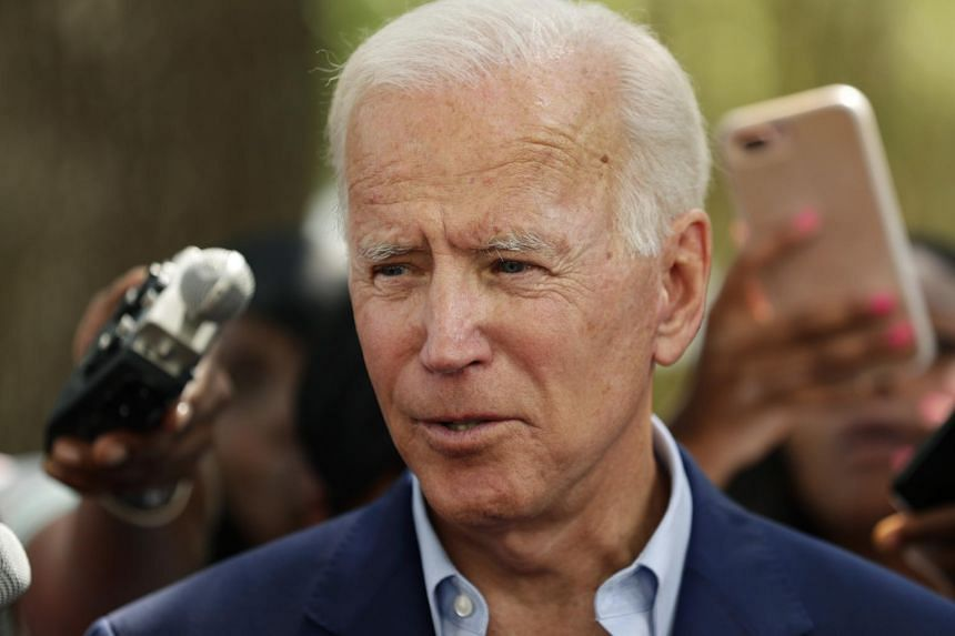 Former US vice-president Joe Biden had drawn criticism for his response to whether Americans had a duty to repair slavery's legacy.