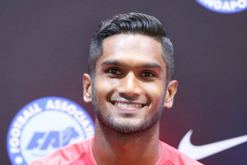 HARISS HARUN, Singapore skipper, on living a simple life as a professional.