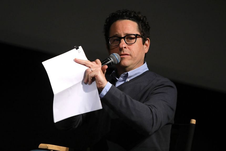 The deal between film-maker J.J. Abrams' company, Bad Robot, and WarnerMedia is said to be worth more than US$250 million (S$343 million).