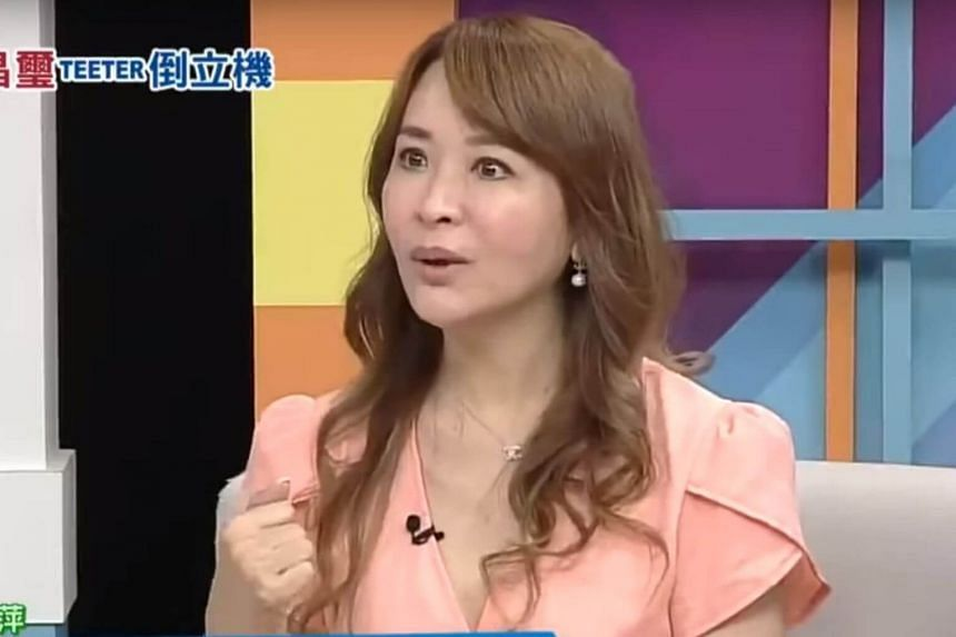 Taiwanese actress Jiang Ping revealed on a talk show on Sept 11 that her husband cheated on her, and that her mother was involved.