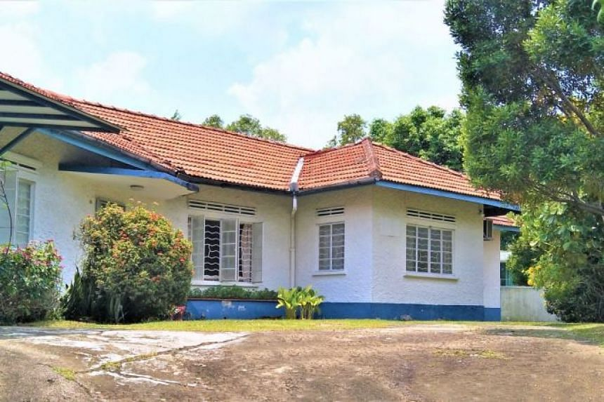 District 10 bungalow in Garlick Avenue GCB area for sale at $16.5m,