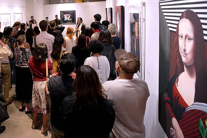 Immersive award-winning play Caught, staged by Singapore Repertory Theatre at Miaja Gallery, upends the audience's perceptions of reality.
