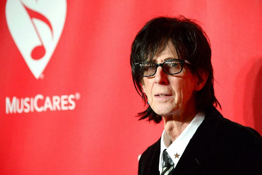 Ric Ocasek, frontman of the Cars, dies aged 75