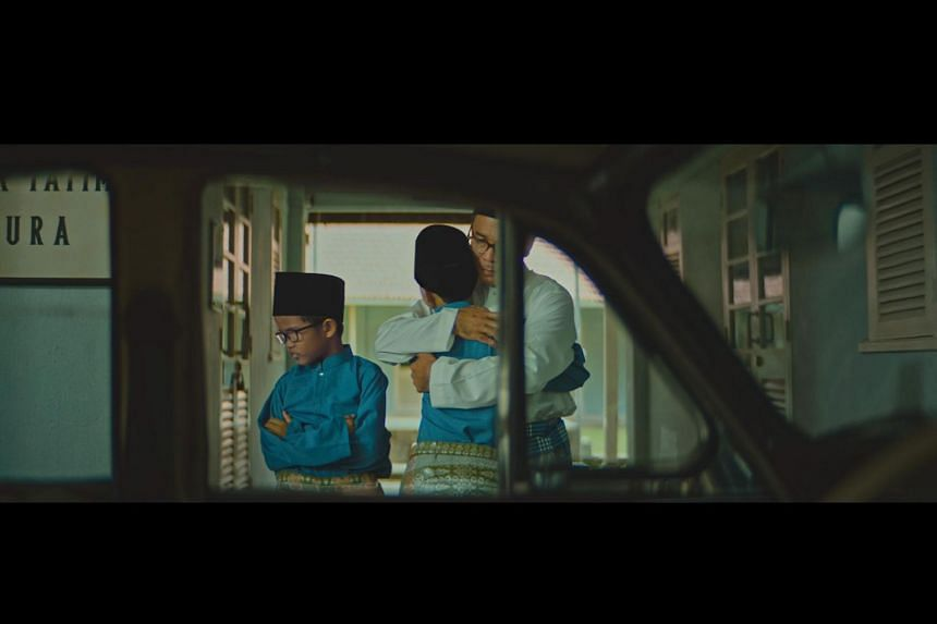 """Released by PUB ahead of Hari Raya Puasa, Kinship bagged the """"highly commended"""" award in the international category at the 24th Canberra Short Film Festival, the only Singaporean film to do so this year."""