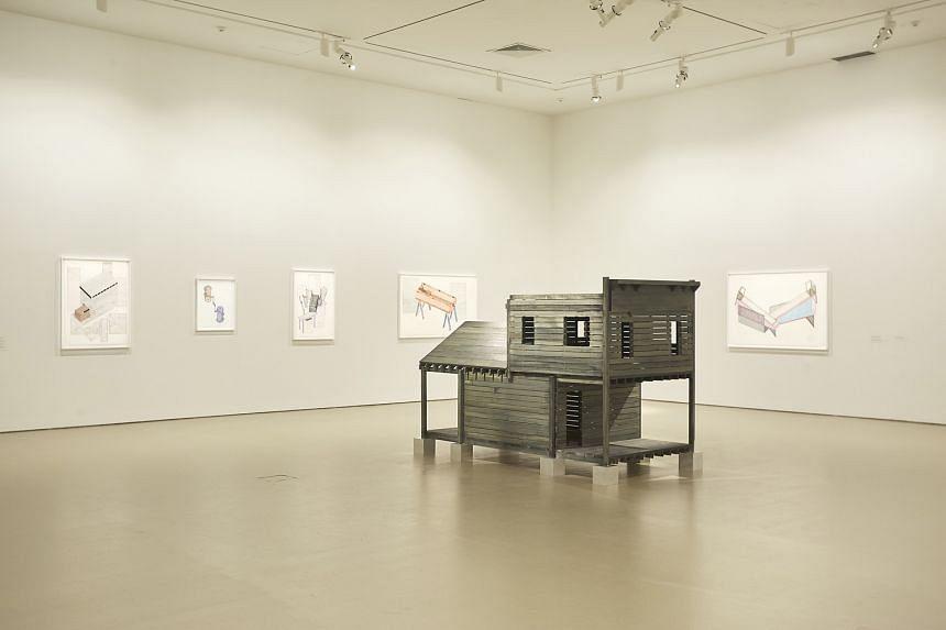 NTU CCA Singapore: Open Studios and Exhibitions